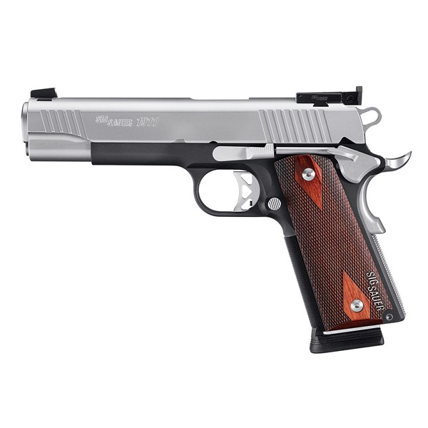Bild von Sig Sauer 1911 Traditional Match Elite