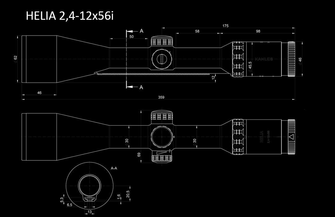 Kahles Zielfernrohr Mit Entfernungsmesser : Fröwisfachgeschäft für jagd sport optikkahles helia