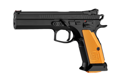 Bild von Pistole CZ 75 Tactical Sports orange